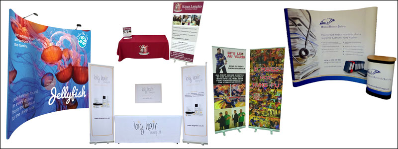 Exhibition Stands and printing